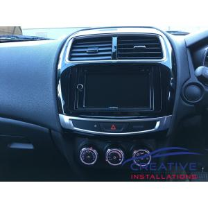 ASX GPS Navigation System