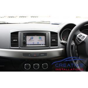 Lancer GPS Navigation System