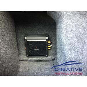 Lancer Amplifier Kenwood