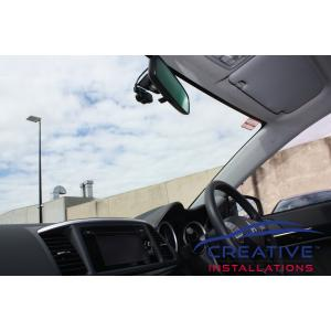 Lancer Dash Camera
