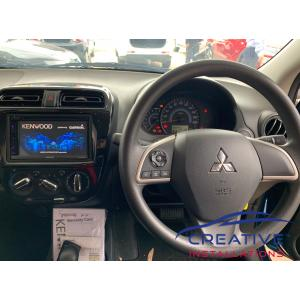 Mirage GPS Navigation System Kenwood DNX5180S