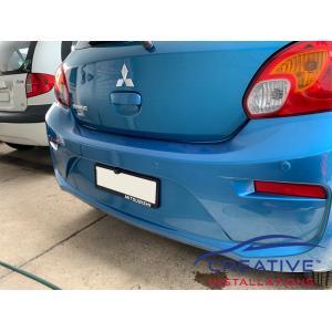 Mirage Reverse Parking Sensors