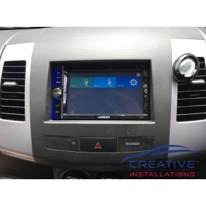 Outlander car stereo