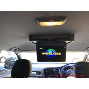 Outlander Roof DVD player