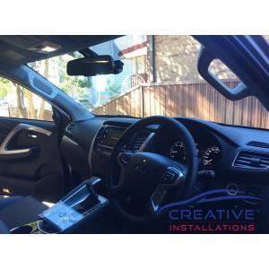 Pajero Sport BlackVue DR750S Dash Cams