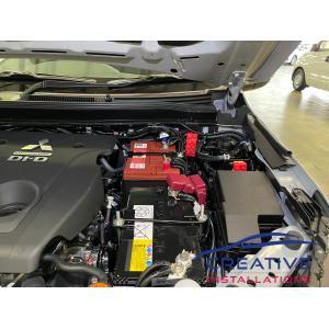 Pajero Sport REDARC BCDC1220 Dual Battery System