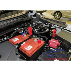 Pajero Dual Battery System