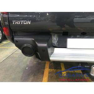 Triton reversing sensors