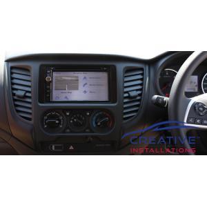 Triton GPS Navigation System