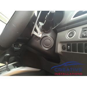 Triton Front Parking Sensors