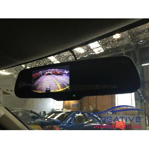 triton 2016 replacement reverse mirror monitor | creative