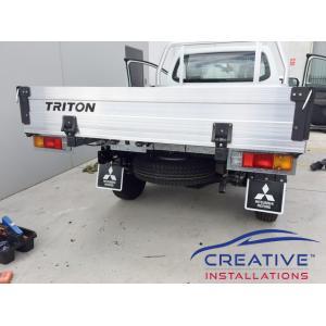 Triton Reverse Parking Sensors