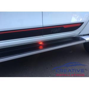 Triton LED Side Step Lighting
