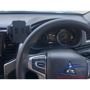 Triton Car Phone Holder