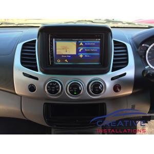 Triton Car Navigation
