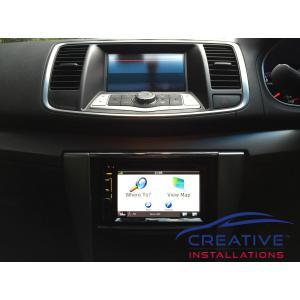 Maxima GPS Navigation System