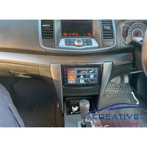 Maxima Apple CarPlay