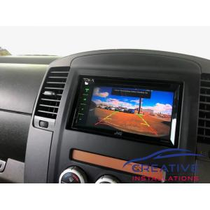 Navara JVC KW-V340BT Head Unit