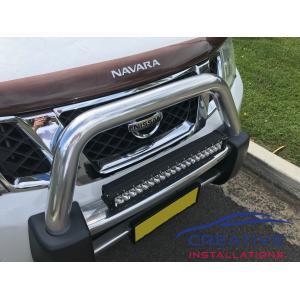 Navara Light Bar