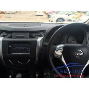 Navara GPS System