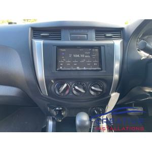 Navara Kenwood DMX8020S Head Unit