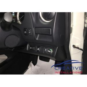 Navara REDARC Electric brake controller