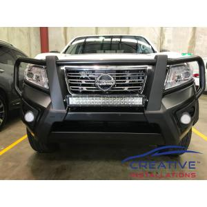 Navara Dual Row LED Light Bar