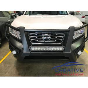 Navara LED Light Bar