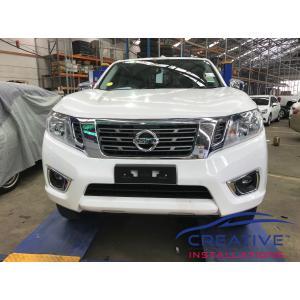 Navara Front Parking Sensors