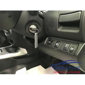 Nissan Navara Parking Sensors