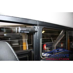 Navara BlackVue Dash Cams