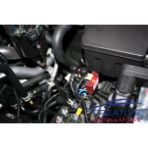 Navara battery isolator
