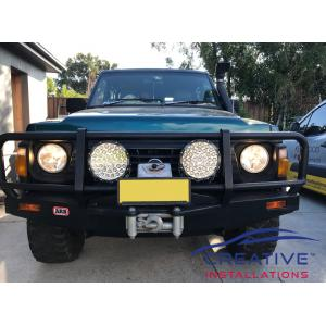 Patrol STEDI Type-X Pro LED Driving Lights