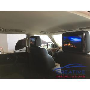 Patrol Car DVD Players