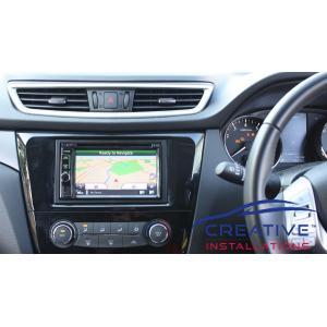 Qashqai GPS Navigation System