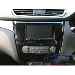 Qashqai Car Stereo