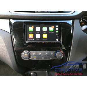 Qashqai Apple CarPlay