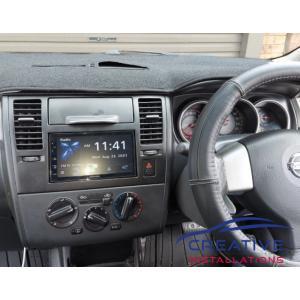 Tiida Apple CarPlay Android Auto