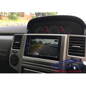 X-Trail Pioneer Car Stereo