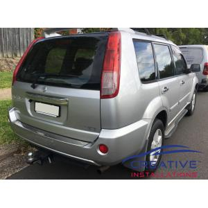 X-Trail Reversing Camera