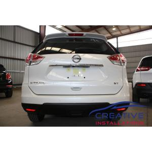 X-Trail Reverse Parking Sensors
