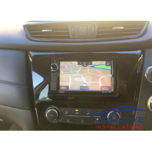 XTrail Clarion NX387AU GPS Navigation System