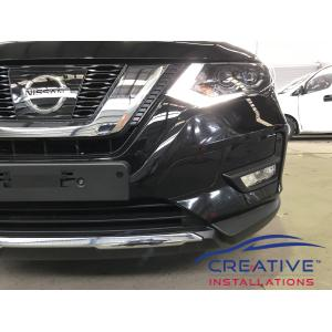 X-Trail Front Parking Sensors