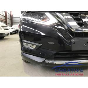 X-Trail Parking Sensors