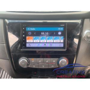 XTrail Car Stereo Installation Sydney