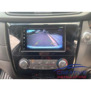 XTrail Rear Camera Installation Sydney