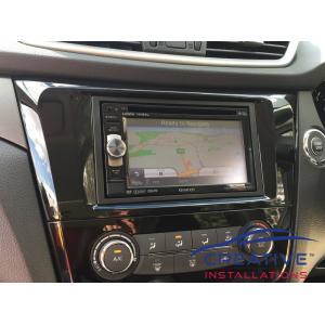 X-Trail GPS Navigation System
