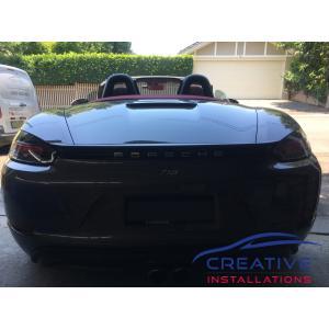 Porsche Dash Cameras