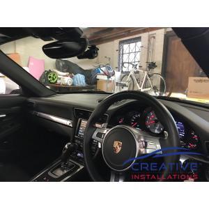 911 Carrera S BlackVue DR750S2CH Dash Cameras