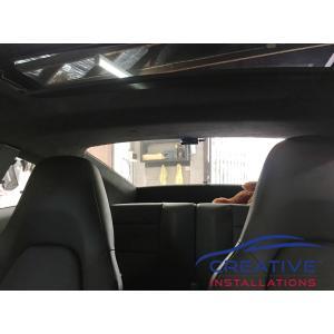 911 Carrera BlackVue DR750S Dash Cameras